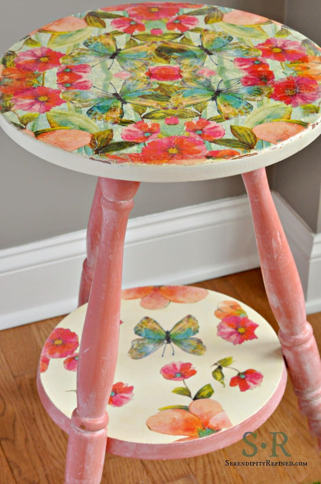 Serendipity Refined Blog: Furniture Makeover Tutorial: Miss Mustard ...