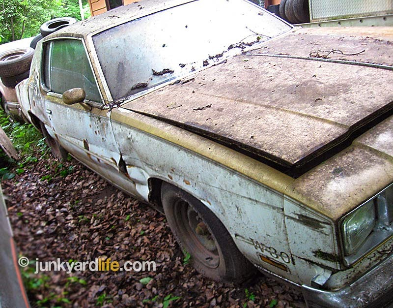 Who gives away a 1979 Hurst Olds? Luck 13 year old gets the gift that keeps on giving.