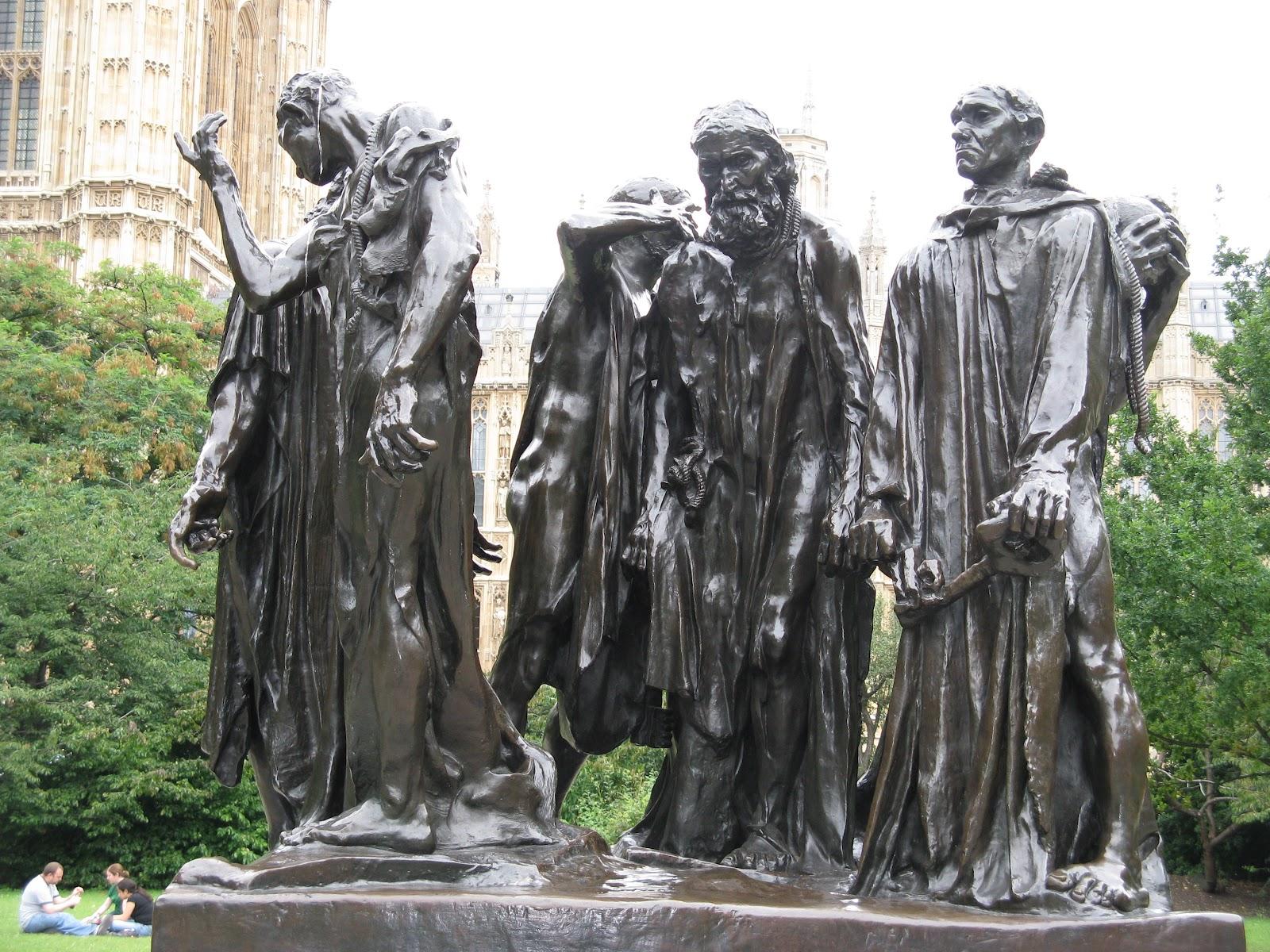 Historia Del Arte Auguste Rodin