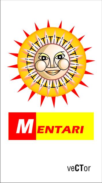 Logo cellular vector_mentari
