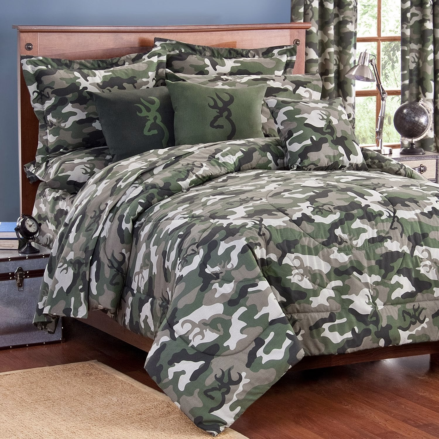 Camo Bed Set Camo Bed Set Image Of Camouflage Crib