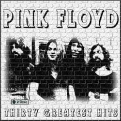 capa Pink Floyd Thirty Greatest Hits