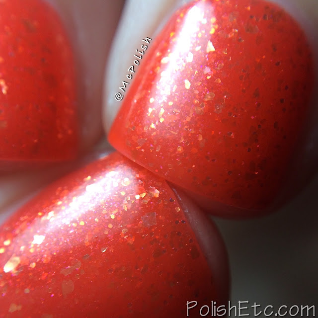 Celestial Cosmetics - It's All Happening - McPolish - Set You Free