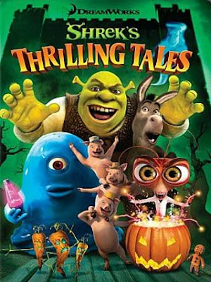 Shrek's Thrilling Tales – DVDRIP LATINO