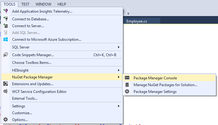 Step 1 of How To Create Help Pages For Asp.Net Web API
