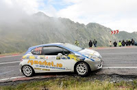 Gabriel Ene - Ciprian Solomon @ Sibiu Rally Challenge 2015