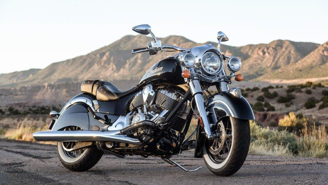 Incoming Of New Indian Chief Classic 2015
