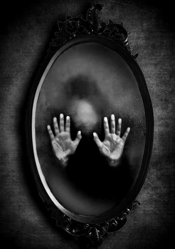 Image result for bloody Mary mirror