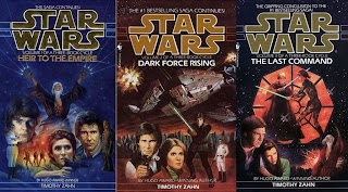 Heir to the Empire Dark Force Rising The Last Command