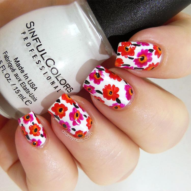 Enchanting Nail Color Trends Summer 2016 Frieze - Nail Art Design ...