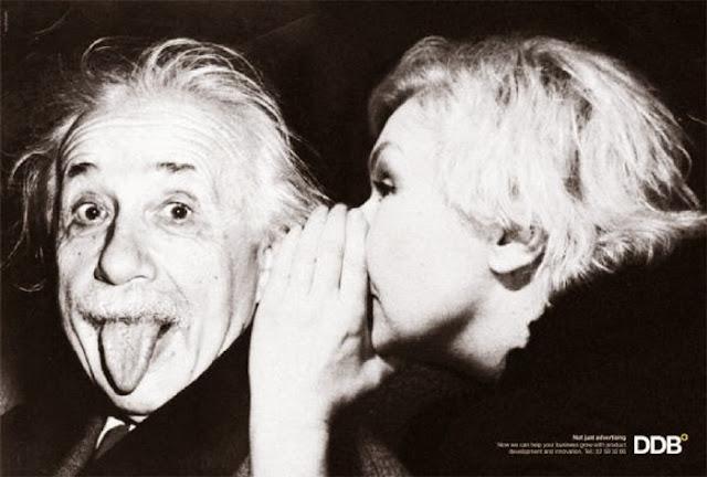 هل تعلم لماذا أخرج ألبرت أينشتاين لسانه للعالم بهذا الشكل الغريب !!!