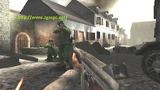 Call of Duty Roads to Victory PSP ISO Full Version Games Free Download  ZGASPC