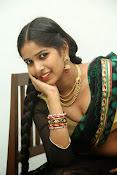 Myna hot half saree photos-thumbnail-1