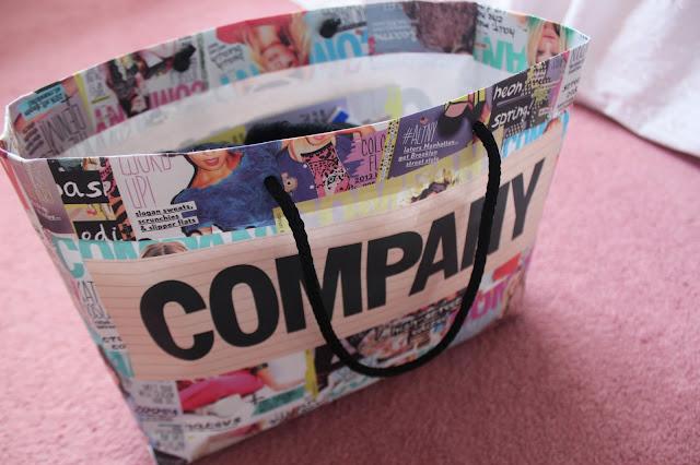 company magazine bloggers