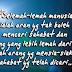 Mantan Sudah. Do Motivate Yourself !