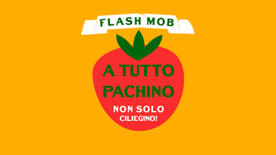 "Flash Mob ""A TUTTO PACHINO"""