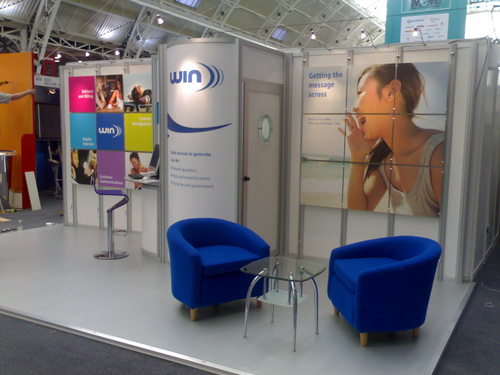 Marketing Exhibition Stand Xo : Marketing your exhibition stand pre