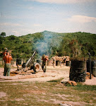 My Viet Nam Experience - pt 2 -- Around the Fire Base