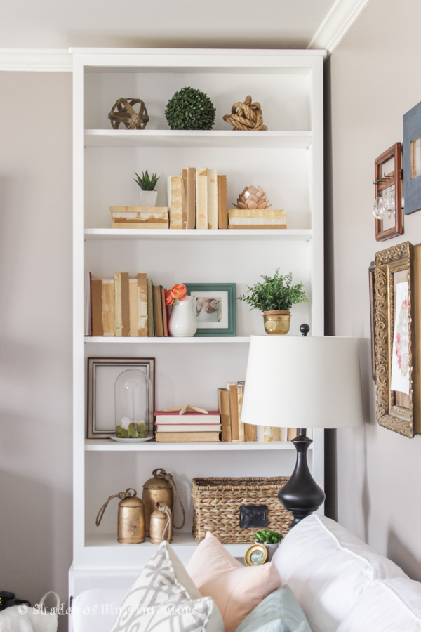 I Have A Round Up Today Will Several Examples Of Shelf Styling Ideas From My Own Blogging Friends As Well Some Very Home