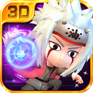 Download Ninja World 3D Apk [Naruto]