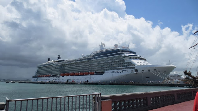 Celebrity Silhouette in Puerto Rico