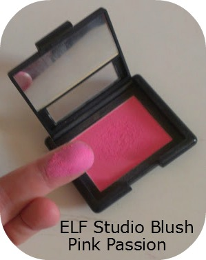 ELF Studio Blush in Pink Pasion