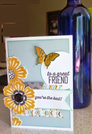 Kerry from Amazing Scrapbooking with zena kennedy independent stampin up demonstrator