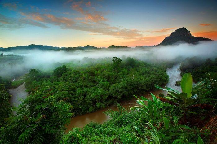 Borneo, Indonesia