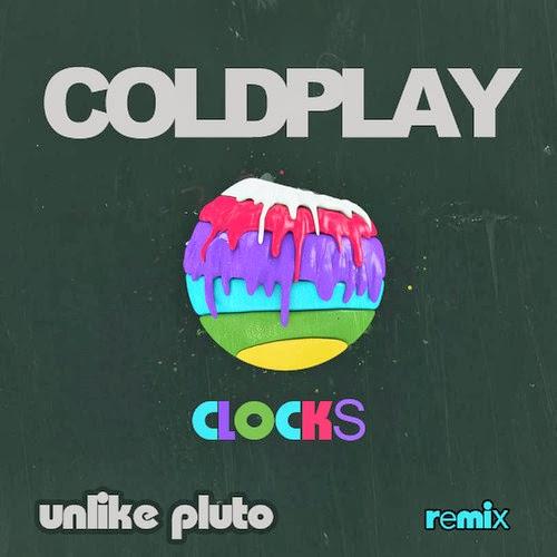 Unlike Pluto Coldplay Remix