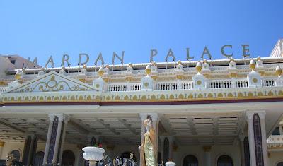 صور فندق ماردان بالاس في تركيا mardan palace hotel in turkey