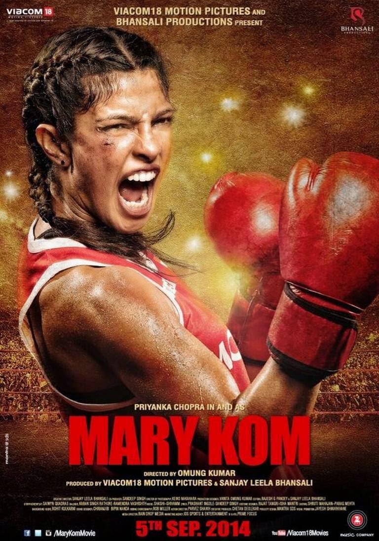 Mary Kom Full Movie