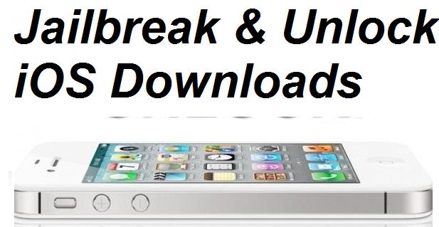 Jailbreak & Unlock iOS Downloads