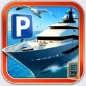 3D Boat Parking Simulator Game - Real Sailing Driving Test Run Marina Park Sim Games App iTunes App Icon Logo By Play with Friends - FreeApps.ws