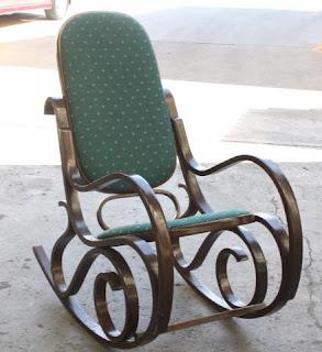 Tangoandjames the bentwood rocking chair