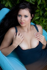 New babe on the block Natasha Belle is a big hit! See why!