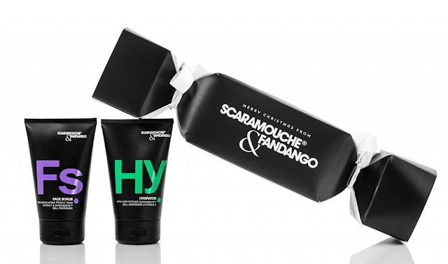 Scaramouche & Fandango Men's Christmas Cracker