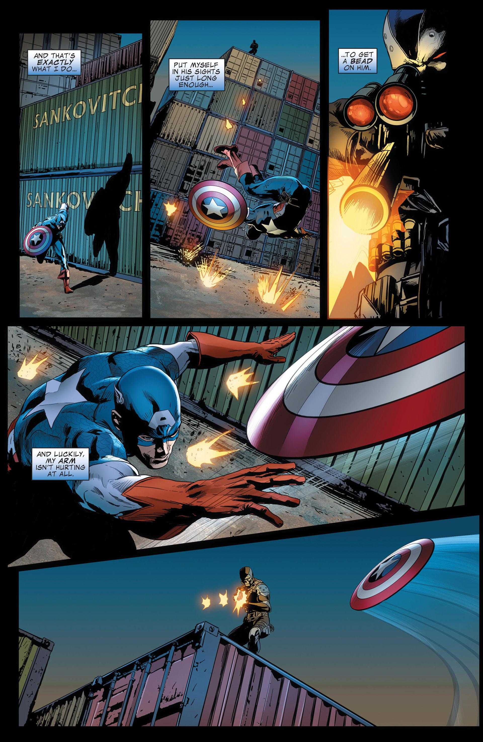 Captain America (2011) Issue #14 #14 - English 4