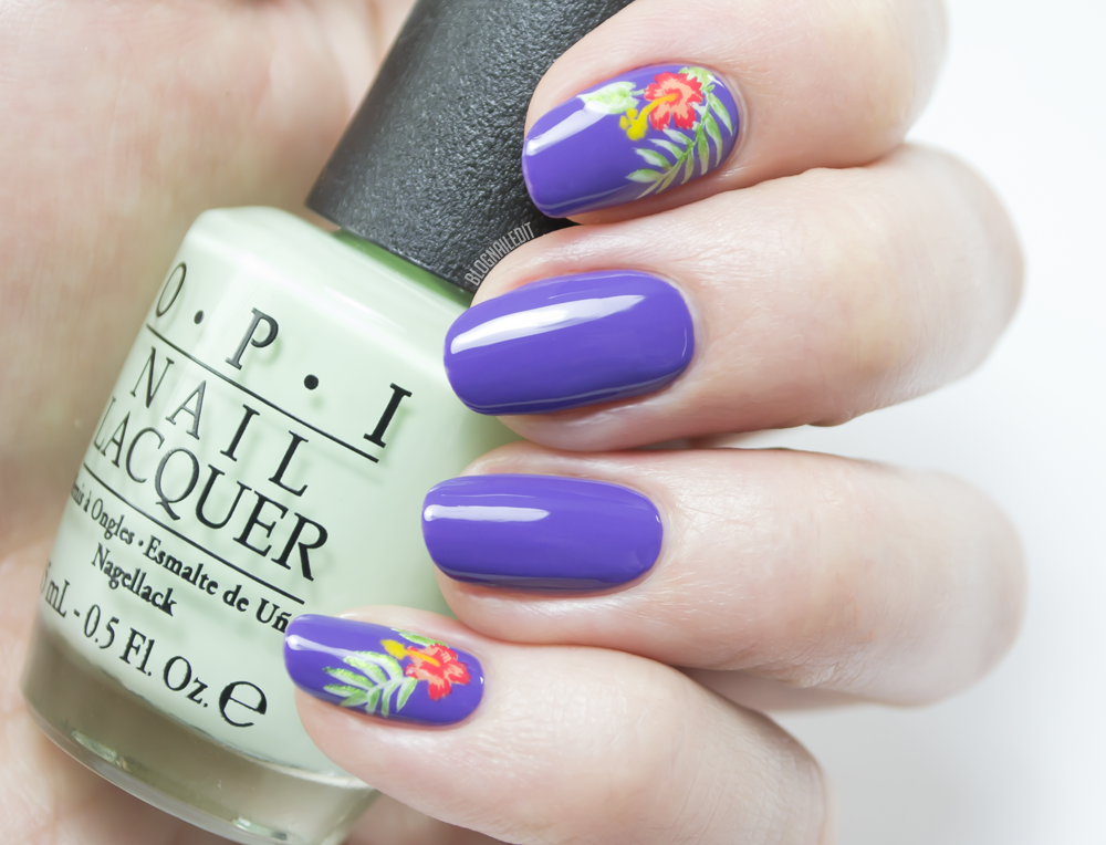 OPI Hawaii Collection and Tropical Tips - Nailed It | The ...