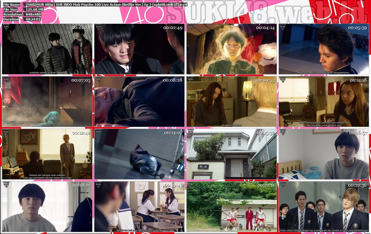 Sub indo mob psycho 100 live action yoda yuki ep 3 suki48 sub indo mob psycho 100 live action yoda yuki ep 3 sciox Choice Image