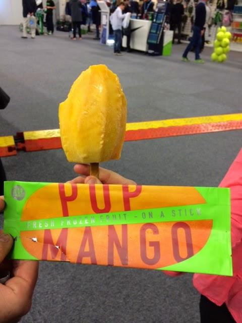 fryst mango nyttigt