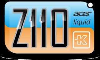Acer liquid z110 kalao tidak di root memori internal akan cepat penuh ...