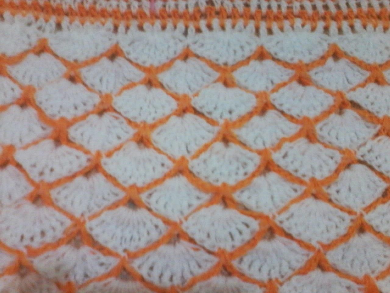Шляпка из узора ракушки - Описание вязания, схемы 36