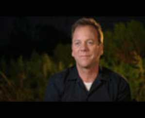 Kiefer Sutherland of FOX' Touch