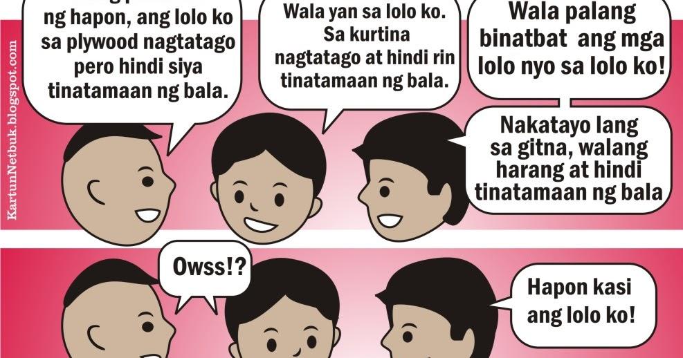 Kartun Netbuk: Wala Yan sa Lolo Ko