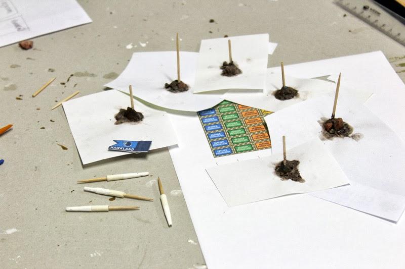 Forman el complemento de fichas indicativas dentro del juego de mesa NGo.
