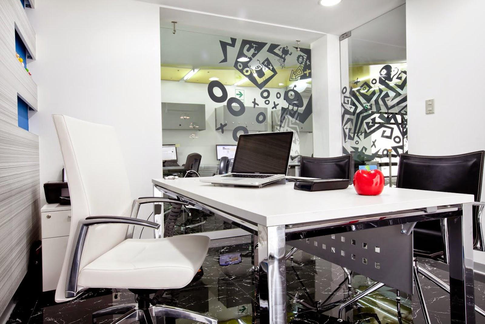 Oficinas creativas for Oficinas creativas pequenas