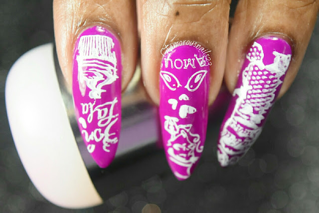 Bundle Monster BM-XL153 Stamping Nail Art