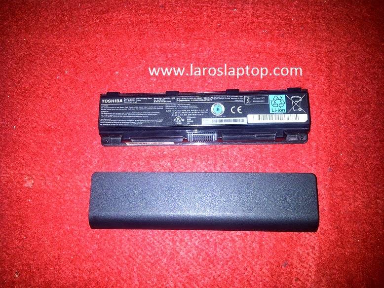 Harga Baterai Laptop TOSHIBA L840D - C800