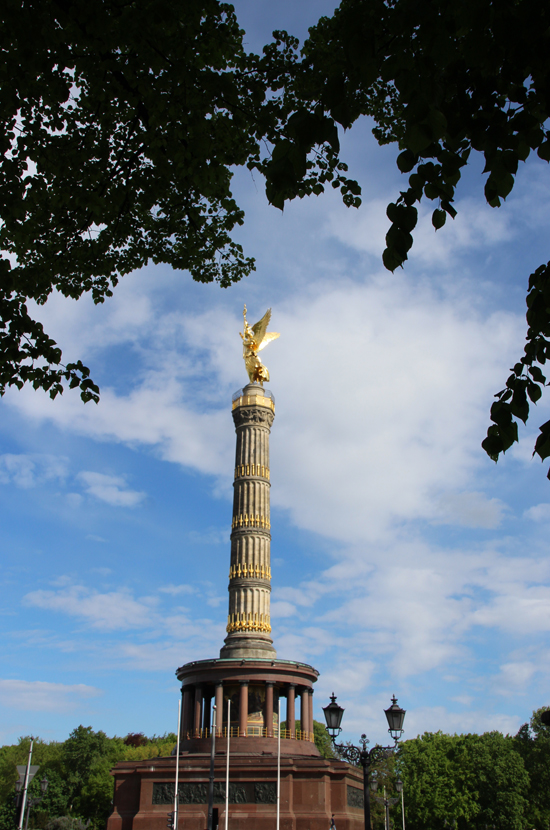 binedoro Blog, Berlin, Städtetrip, Städtereise, Siegessäule