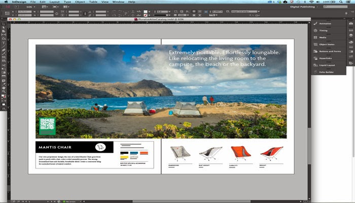 Adobe InDesign CC 9.2.0